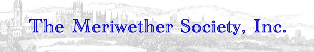 Shop at The Meriwether Society
